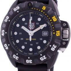 Luminox Scott Cassell Deep Dive XS.1555 Quartz 300M Men's Watch