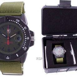Luminox Navy Seal XS.3617.SET Quartz 200M Men's Watch