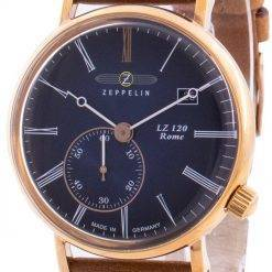 Zeppelin LZ120 Rome 7137-3 71373 Quartz Men's Watch