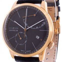 Zeppelin Flatline 7368-2 73682 Automatic Men's Watch
