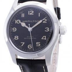 Hamilton Khaki Field Murph H70605731 Automatic Analog Men's Watch