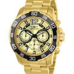 Invicta Pro Diver 22715 Quartz Chronograph 100M Men's Watch