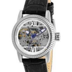 Invicta Objet D Art 26347 Automatic Skeleton Women's Watch