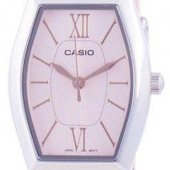 Casio Analog Quartz LTP-E167L-4A LTPE167L-4 Women's Watch