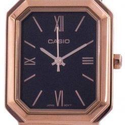 Casio Analog Quartz LTP-E168RB-1B LTPE168RB-1B Women's Watch