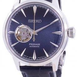 Seiko Presage Automatic Cocktail Time Blue Moon SSA405 SSA405J1 SSA405J Open Heart Japan Made Men's Watch