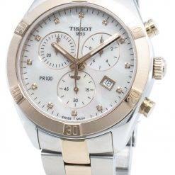 Tissot T-Classic T101.917.22.116.00 Quartz Chronograph Women's Watch