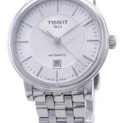 Tissot T-Classic Carson T122.207.11.031.00 T1222071103100 Automatic Women's Watch