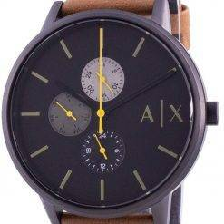 Armani Exchange Cayde Black Dial Quartz AX2723 Mens Watch