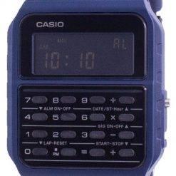 Casio Youth Data Bank Dual Time CA-53WF-2B CA53WF-2B Unisex Watch