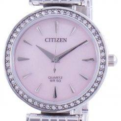 Citizen Elegance Diamond Accents Quartz ER0210-55Y Women's Watch