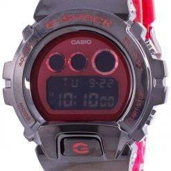 Casio G-Shock Ion Plated Resin GM-6900B-4 GM6900B-4 200M Men's Watch