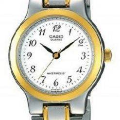 Casio Quartz Analog LTP-1131G-7BRDF LTP-1131G-7BR Womens Watch