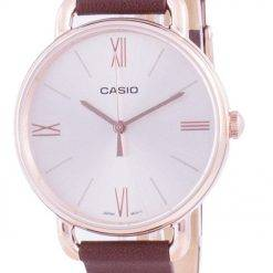 Casio Rose Gold Tone Dial Quartz LTP-E414PL-5A LTPE414PL-5A Women's Watch