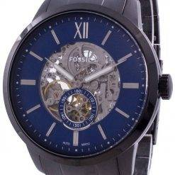 Fossil Townsman Skelton Automatic ME3182 Mens Watch
