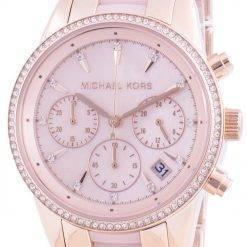 Michael Kors Ritz Diamond Accents Quartz MK6769 Women's Watch