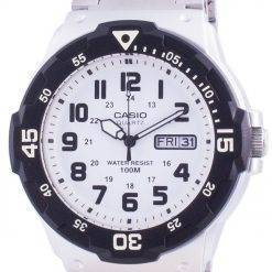 Casio Youth White Dial Quartz MRW-200HD-7BV MRW200HD-7BV 100M Men's Watch