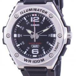 Casio Youth Illuminator Quartz MWA-100H-1AV MWA-100H-1AV 100M Men's Watch