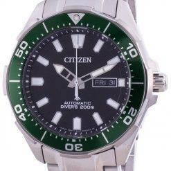 Citizen Promaster Marine Super Titanium Automatic NY0071-81E 200M Men's Watch