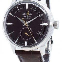 Seiko Presage Automatic SSA393J1 Power Reserve Japan Made Men's Watch