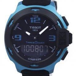 Tissot T-Race Touch Alarm Quartz T081.420.97.057.04 T0814209705704 Men's Watch