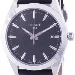 Tissot T-Classic Gentleman Quartz T127.410.16.051.00 T1274101605100 100M Men's Watch