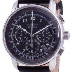 Zeppelin LZ126 Los Angeles Chronograph Automatic 7624-2 76242 Men's Watch