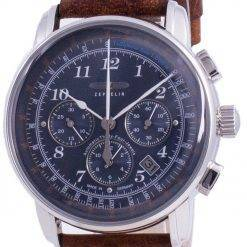 Zeppelin LZ126 Los Angeles Chronograph Automatic 7624-3 76243 Men's Watch