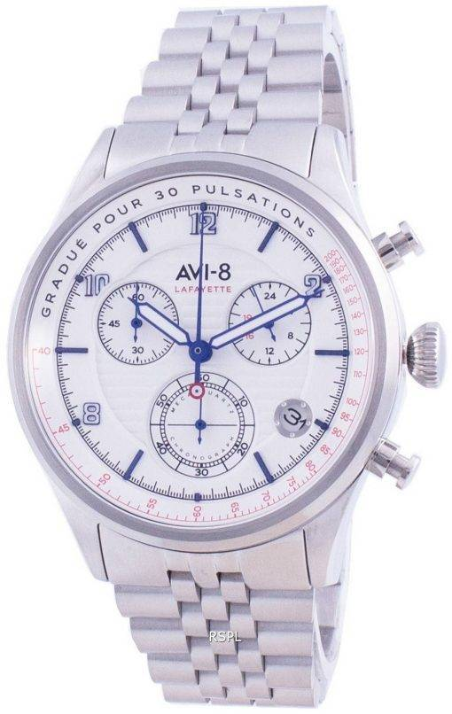 AVI-8 Flyboy Lafayette Chronograph Quartz AV-4076-11 Men's Watch