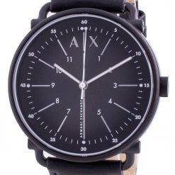 Armani Exchange Rocco Black Dial Quartz AX2903 Men's Watch