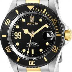Invicta Jason Taylor Limited Edition Automatic 30210 200M Men's Watch