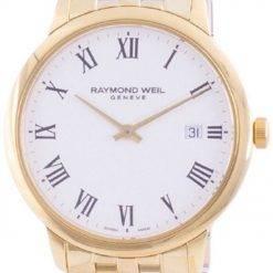 Raymond Weil Toccata Geneve Quartz 5485-P-00300 Mens Watch