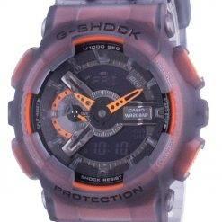 Casio G-Shock Special Color Quartz GA-110LS-1A GA110LS-1 200M Mens Watch