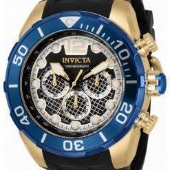 Invicta Pro Diver Chronograph Quartz 33823 100M Mens Watch