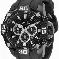 Invicta Pro Diver Chronograph Quartz 33843 100M Mens Watch