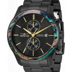 Invicta Specialty Chronograph Quartz 34063 100M Mens Watch