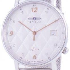 Zeppelin Grace Diamond Accents Quartz 7441M-1 7441M1 Womens Watch