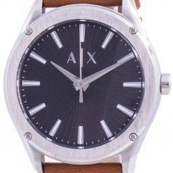 Armani Exchange Fitz Black Dial Quartz AX2808 Mens Watch