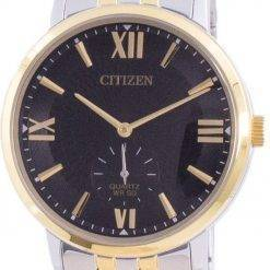 Citizen Black Dial Stainless Steel Quartz BE9176-76E Mens Watch