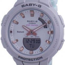 Casio Baby-G G-Squad BSA-B100MC-8A BSAB100MC-8 100M Womens Watch