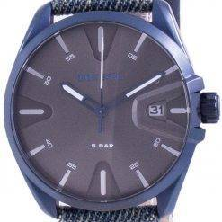 Diesel MS9 Black Dial Quartz DZ1932 Mens Watch