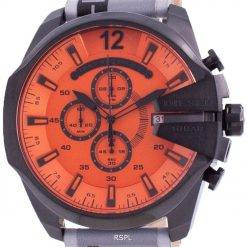 Diesel Mega Chief Chronograph Quartz DZ4535 100M Mens Watch