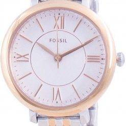 Fossil Jacqueline Mini Silver Dial Quartz ES4612 Womens Watch