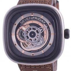 Sevenfriday P-Series Automatic P2B01 SF-P2B-01 Mens Watch