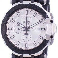 Tissot T-Race Chronograph Automatic T115.427.27.031.00 T1154272703100 100M Mens Watch