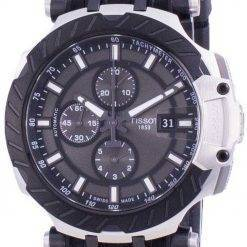 Tissot T-Race Chronograph Automatic T115.427.27.061.00 T1154272706100 100M Mens Watch