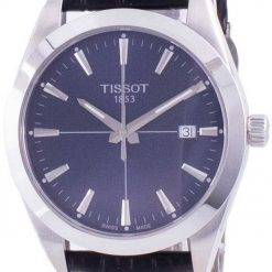 Tissot Gentleman Quartz T127.410.16.041.01 T1274101604101 100M Mens Watch