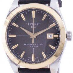 Tissot Gentleman Powermatic 80 Silicium Automatic T927.407.46.061.01 T9274074606101 Mens Watch