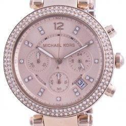 Michael Kors Parker Diamond Accents Quartz MK6832 Women's Watch
