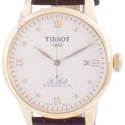 Tissot Le Locle Powermatic 80 Automatic T006.407.36.266.00 T0064073626600 Mens Watch